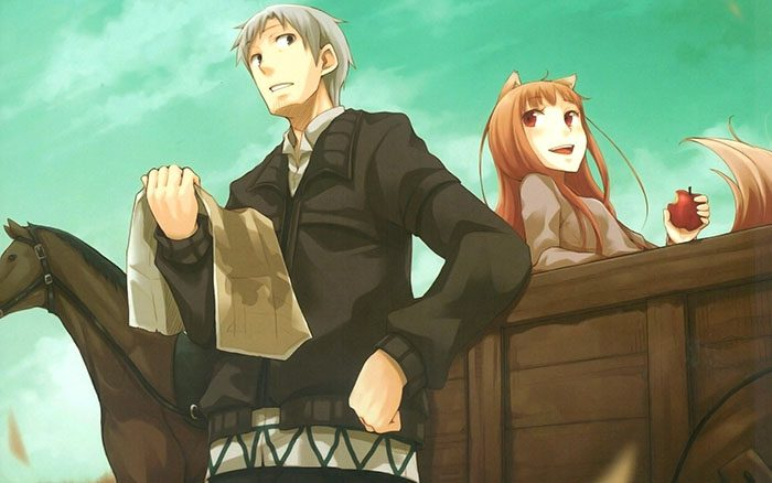 Holo Ookami to Koushinryou Spice and Wolf Wallpaper