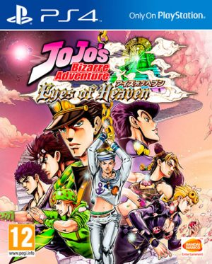 JoJo's Bizarre Adventure: Eyes of Heaven - Review (PS4)