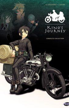 Kino no Tabi The Beautiful World dvd