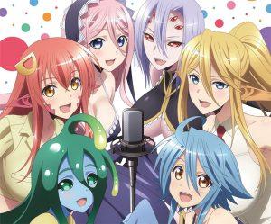 Los 10 chicas más sexis de Monster Musume no Iru Nichijou