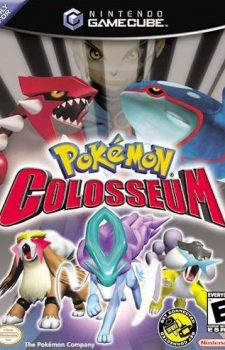 Pokemon Colosseum game