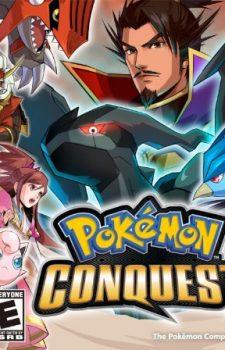 Pokemon Conquest game