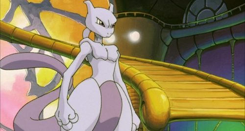 Pokemon The First Movie capture