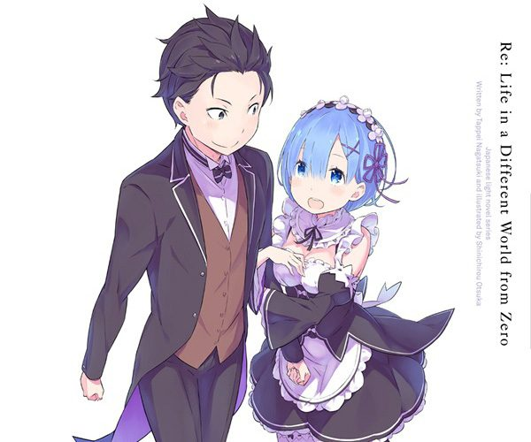 Re-Zero-kara-Hajimeru-Isekai-Seikatsu-wallpaper-600x500 5 Reasons Why Natsuki Subaru and Rem from Re:ZERO Are the OTP!