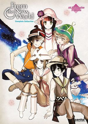 6 Anime Like Shinsekai yori (From the New World) [Recommendations]