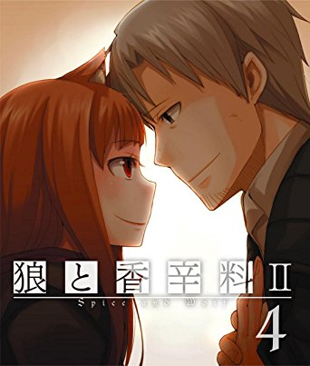 Spice and Wolf dvd