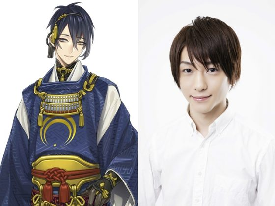 New-Touken-Ranbu-Musical-560x398 New Touken Ranbu Stage Play New Key Visual, Cast Revealed