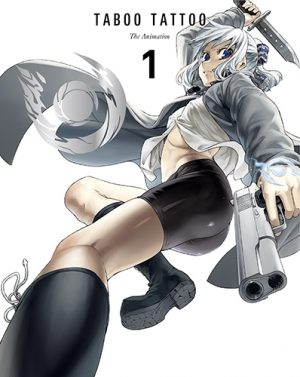Taboo Tattoo dvd