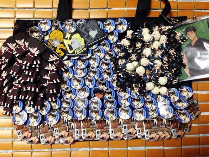 The Ita Bag Phenomenon in Japan kiryu - TW mmmaaaoook