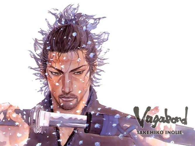 Vagabond manga wallpaper