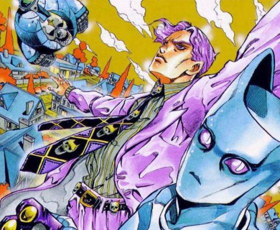 Yoshikage Kira JoJo no Kimyou na Bouken Diamond wa Kudakenai wallpaper 2