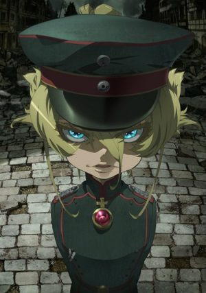 6 Animes parecidos a Youjo Senki (Saga of Tanya the Evil)