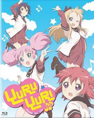 Yuru Yuri dvd