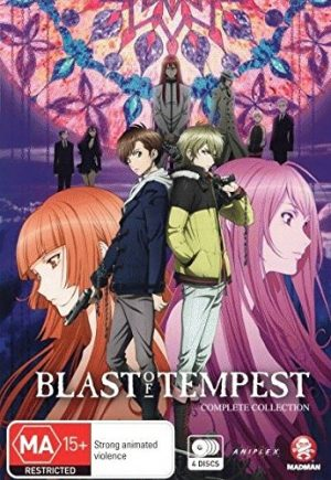 6 Anime Like Zetsuen no Tempest  (Blast of Tempest) [Recommendations]