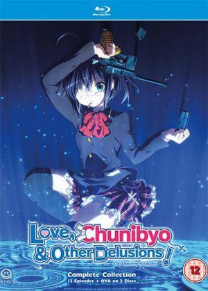 6 Animes parecidos a Chuunibyou demo KOI ga Shitai!