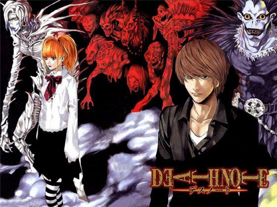 death note wallpaper Light Yagami