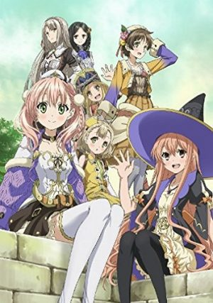 escha-and-logy-no-atelier-tasogare-no-dvd