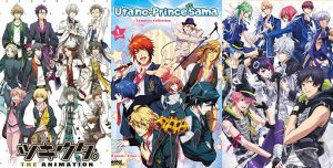 [Male Idol 2016] Liked Uta no Prince-sama? Watch this!