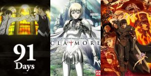 [Revenge Summer 2016] Like Claymore? Watch This!