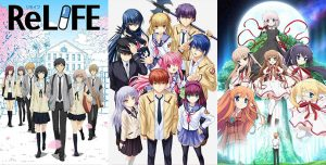[School Life Summer 2016] Like Angel Beats? Watch this!