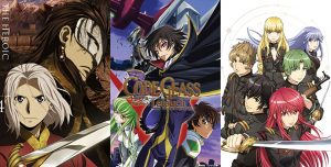 [War/Action Summer 2016] Liked Code Geass: Lelouch of the Rebellion? Watch This!