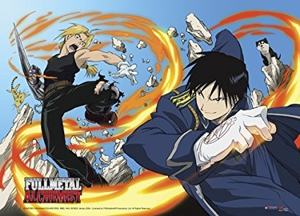full-metal-alchemist [Honey's Crush Wednesday] 5 Roy Mustang Highlights - Full Metal Alchemist