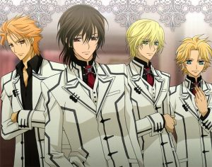 Top 10 Mysterious Vampire Knight Characters