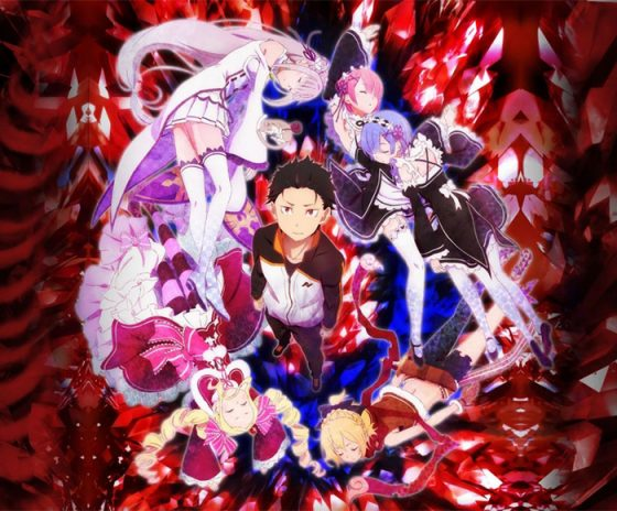 2-ReZero-kara-Hajimeru-Isekai-Seikatsu-wallpaper-560x464 Why The Isekai Trope Is Nothing New to Anime & Could It Be Nearing the End of Its Journey?