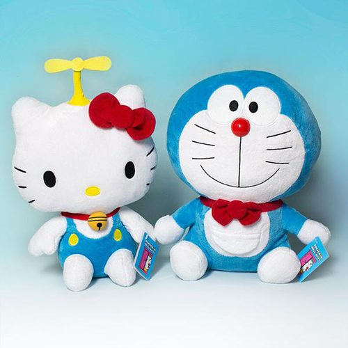 8-hellokitty-x-doraemon-acm-anime-plushies