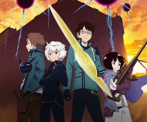 9 - Triggers World Trigger wallpaper