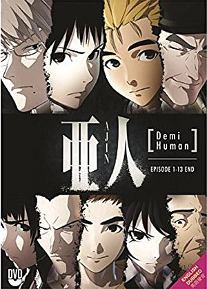 Ajin: Demi-human 2nd Season - Anime Fall 2016
