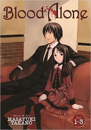 blood-alone-manga