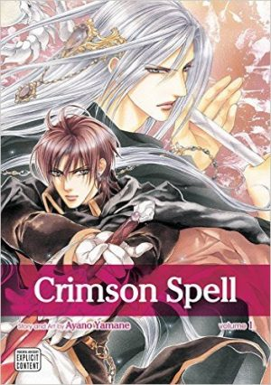 Crimson-Spell-wallpaper-603x500 Top 10 Demon Manga [Best Recommendations]