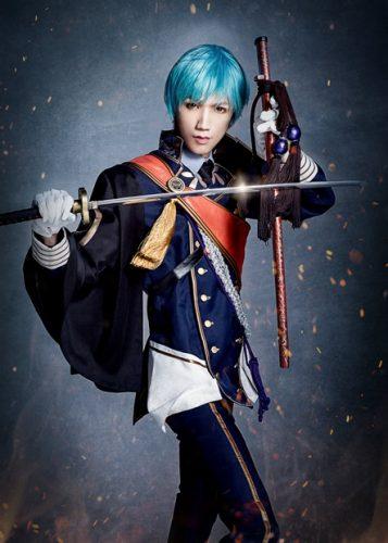 Touken-Ranbu-New-Musical-Character-Visuals-560x535 Touken Ranbu New Stage Play Character Visuals Revealed