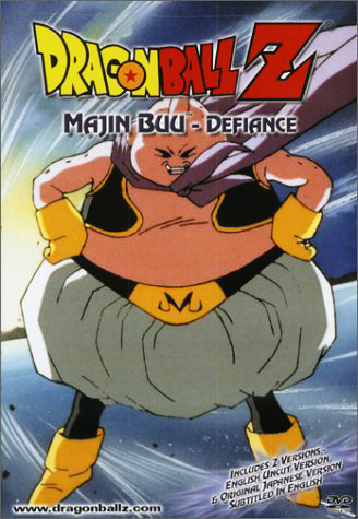 Dragon-Ball-Z-dvd-1 Memorable Moments in Anime: Goku Defeats Majin Buu