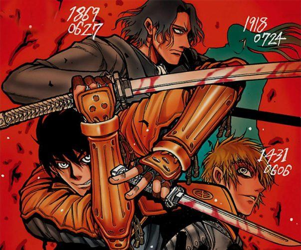 Drifters manga wallpaper