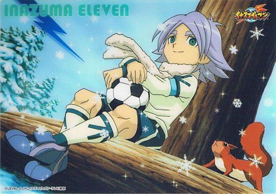 Fubuki Shirou Inazuma Eleven wallpaper