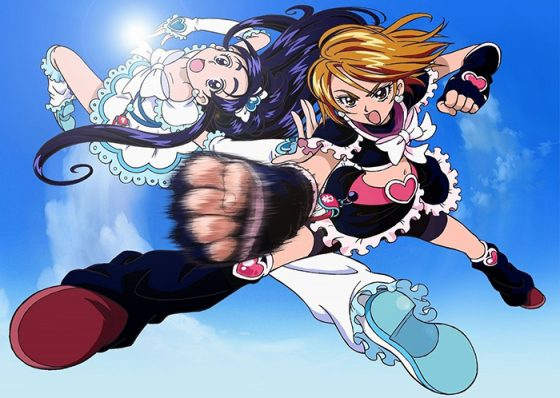 Futari wa Precure wallpaper