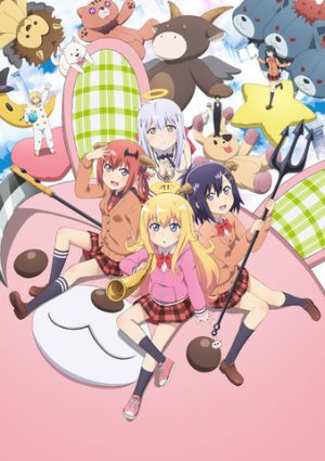 6 Anime Like Gabriel DropOut [Recommendations]
