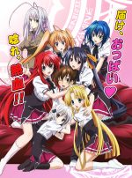 High School DxD 4th Season In The Works!