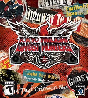 Image-1-Tokyo-Twilight-Ghost-Hunters-Daybreak-Special-Gigs-game-300x331 Tokyo Twilight Ghost Hunters: Daybreak Special Gigs - PlayStation Vita Review