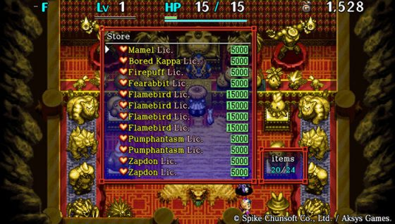 Image-1-Shiren-the-Wanderer-The-Tower-of-Fortune-and-The-Dice-of-Fate-Capture-300x387 Shiren the Wanderer: The Tower of Fortune and The Dice of Fate - PlayStation Vita Review