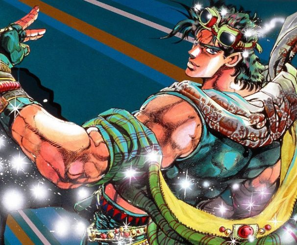 JoJo no Kimyou na Bouken manga wallpaper