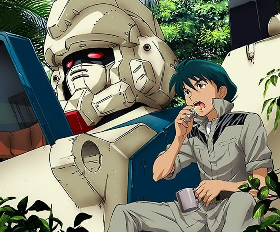Mobile Suit Gundam 08th MS Team shiro amada wallpaper