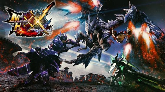 Monster-Hunter-XX-Double-Cross-560x312 Monster Hunter XX (Double Cross) Announced