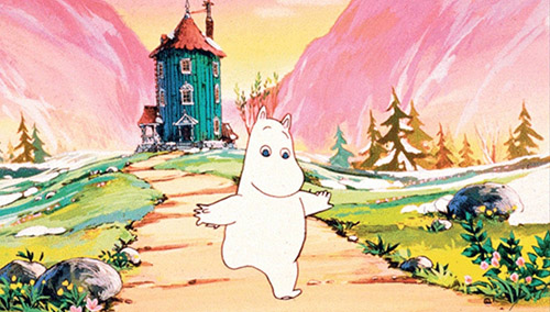 Moomin-wallpaper [Throwback Thursday] Top 10 Nostalgic Moomin Characters