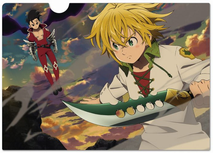 Nanatsu No Taizai Wallpaper 694x500 Top 10 Magic Anime Updated Best