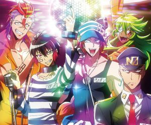 Top 10 Colorful Nanbaka Characters