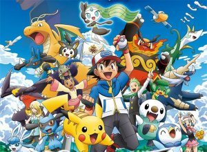 Wallpaper-Pokemon-2 Pokémon Sun and Moon - 3DS Review