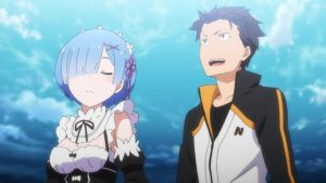 "ReZero-kara-Hajimeru-Isekai-Seikatsu-wallpaper-3 Re: Zero Kara Hajimeru Isekai Seikatsu Review - ""...There's nothing I can do, but I struggle in vain"" (Re:ZERO -Starting Life in Another World-)"